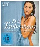 La casa de las palomas - German Blu-Ray movie cover (xs thumbnail)