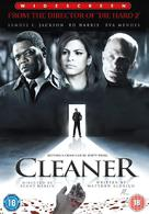 Cleaner - British Movie Cover (xs thumbnail)
