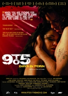 9 to 5: Days in Porn - German Movie Poster (xs thumbnail)