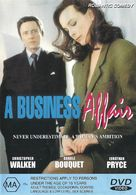 A Business Affair - Australian DVD movie cover (xs thumbnail)