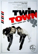 Twin Town - German Movie Poster (xs thumbnail)