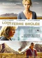 The Burning Plain - French Movie Poster (xs thumbnail)