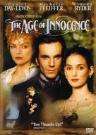 The Age of Innocence - DVD movie cover (xs thumbnail)
