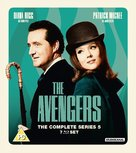 """The Avengers"" - British Blu-Ray movie cover (xs thumbnail)"