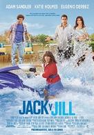 Jack and Jill - Mexican Movie Poster (xs thumbnail)