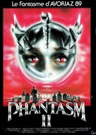 Phantasm II - French Movie Poster (xs thumbnail)