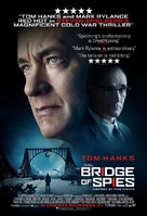 Bridge of Spies - British Movie Poster (xs thumbnail)