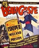 Beau Geste - Movie Poster (xs thumbnail)
