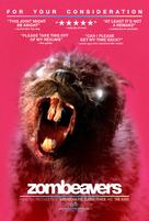 Zombeavers - British Movie Poster (xs thumbnail)