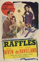 Raffles - Re-release poster (xs thumbnail)