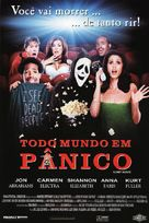 Scary Movie - Brazilian Movie Poster (xs thumbnail)