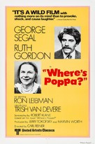 Where's Poppa? - Re-release movie poster (xs thumbnail)
