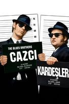 The Blues Brothers - Turkish Movie Cover (xs thumbnail)