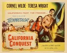 California Conquest - Movie Poster (xs thumbnail)