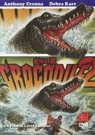 Killer Crocodile II - Italian Movie Cover (xs thumbnail)