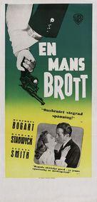 The Two Mrs. Carrolls - Swedish Movie Poster (xs thumbnail)