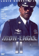 Iron Eagle II - Movie Cover (xs thumbnail)