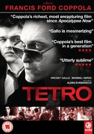 Tetro - British Movie Cover (xs thumbnail)