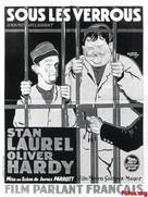 Pardon Us - French Movie Poster (xs thumbnail)