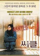 Dayereh - South Korean Movie Poster (xs thumbnail)