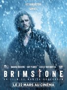 Brimstone - French Movie Poster (xs thumbnail)