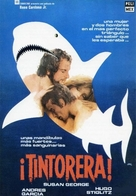 ¡Tintorera! - Mexican Movie Poster (xs thumbnail)