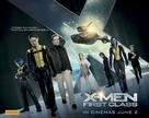 X-Men: First Class - Australian Movie Poster (xs thumbnail)