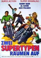 I padroni della città - German Movie Poster (xs thumbnail)