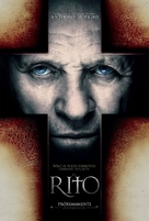 The Rite - Mexican Movie Poster (xs thumbnail)