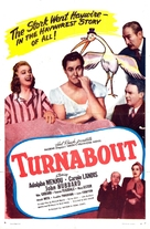 Turnabout - Movie Poster (xs thumbnail)