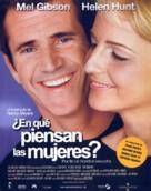 What Women Want - Spanish Movie Poster (xs thumbnail)