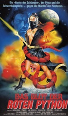 Tian long ba bu - German Movie Cover (xs thumbnail)