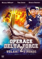 Operation Delta Force 2: Mayday - Czech DVD cover (xs thumbnail)