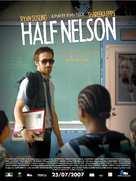 Half Nelson - Dutch Movie Poster (xs thumbnail)