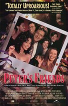 Peter's Friends - Canadian Movie Poster (xs thumbnail)