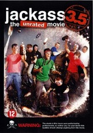 Jackass 3.5 - Dutch DVD cover (xs thumbnail)