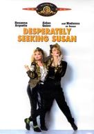 Desperately Seeking Susan - DVD cover (xs thumbnail)