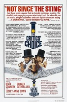 The First Great Train Robbery - Theatrical poster (xs thumbnail)