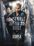 Kursk - French Movie Poster (xs thumbnail)