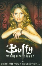 """Buffy the Vampire Slayer"" - British VHS cover (xs thumbnail)"