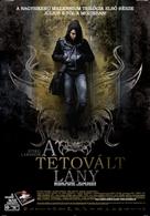 Män som hatar kvinnor - Hungarian Movie Poster (xs thumbnail)