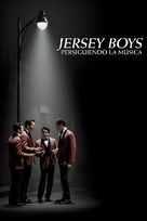 Jersey Boys - Argentinian DVD cover (xs thumbnail)