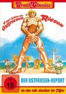 Der Ostfriesen-Report - German DVD cover (xs thumbnail)