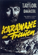 Westward the Women - German Movie Poster (xs thumbnail)