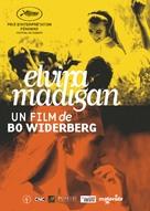 Elvira Madigan - French Re-release poster (xs thumbnail)