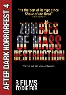 ZMD: Zombies of Mass Destruction - DVD cover (xs thumbnail)