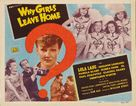 Why Girls Leave Home - Movie Poster (xs thumbnail)
