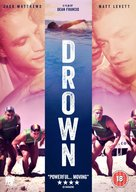 Drown - British DVD cover (xs thumbnail)