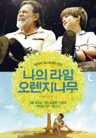 Meu pé de laranja Lima - South Korean Movie Poster (xs thumbnail)