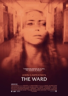 The Ward - Movie Poster (xs thumbnail)